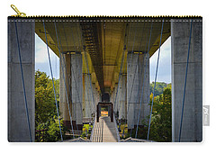 Under The Bridge Carry-all Pouch