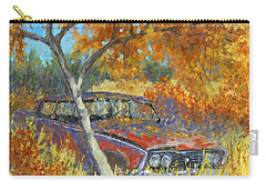 Under The Chinese Elm Tree Carry-all Pouch