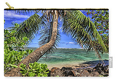 Under The Coconut Tree Carry-all Pouch