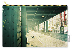 Under The Elevated Railway Carry-all Pouch