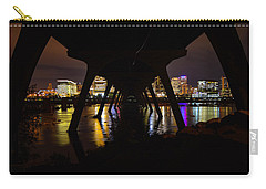 Under The Manchester Bridge Carry-all Pouch