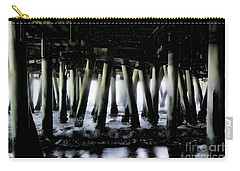 Under The Pier 6 Carry-all Pouch