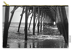 Under The Pier At Myrtle Beach Carry-all Pouch