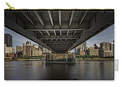 Under The Roberto Clemente Bridge Carry-all Pouch