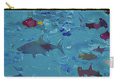 Under The Sea Carry-all Pouch by Robert Margetts