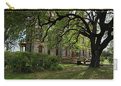 Carry-all Pouch featuring the photograph Under The Tree F5622a by Ricardo J Ruiz de Porras