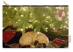 Under The Tree Carry-all Pouch by Russell Keating