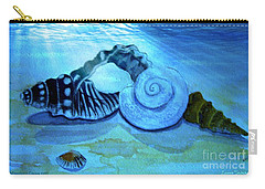 Under Water Castles Carry-all Pouch