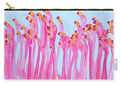 Carry-all Pouch featuring the digital art Underdressed by Jane Schnetlage