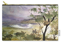 Underpainting Scene Carry-all Pouch