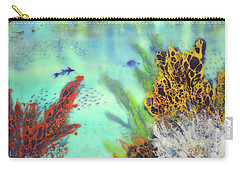 Underwater #2 Carry-all Pouch