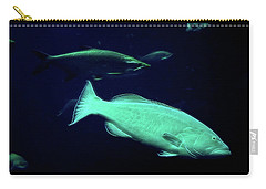 Underwater Lushness Carry-all Pouch