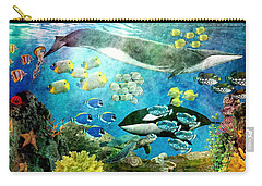 Underwater Magic Carry-all Pouch