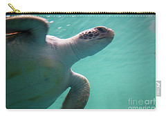 Underwater Race Carry-all Pouch