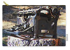 Underwood 2 Carry-all Pouch by Timothy Bulone