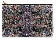 Undesignated Ballpoint Poster Art Carry-all Pouch