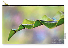 Carry-all Pouch featuring the photograph Undulating Nature By Kaye Menner by Kaye Menner