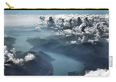 Carry-all Pouch featuring the photograph Unfolding by Jim Hill