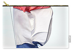 Carry-all Pouch featuring the photograph Unfurl 01 by Stephen Mitchell
