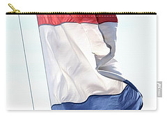 Carry-all Pouch featuring the photograph Unfurl 03 by Stephen Mitchell