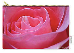 Carry-all Pouch featuring the photograph Unfurl by Ray Shiu