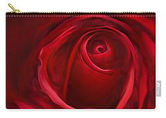 Unfurling Beauty II Carry-all Pouch