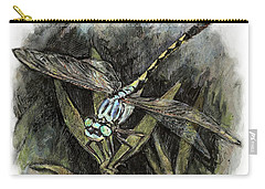 Unicorn Clubtail Carry-all Pouch
