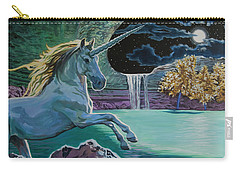 Unicorn Lake Carry-all Pouch
