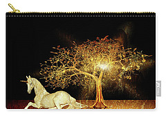 Unicorn Resting Series 1 Carry-all Pouch