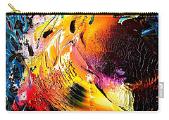 Unicorn Wave Carry-all Pouch