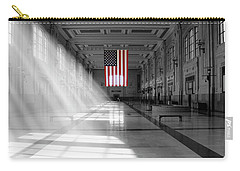 Union Station 2 - Kansas City Carry-all Pouch by Mike McGlothlen