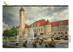 Union Station St Louis Color Dsc00422 Carry-all Pouch