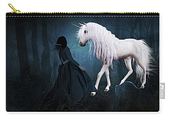 Unique And Extraordinary Carry-all Pouch
