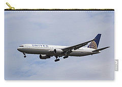 United Airlines Boeing 767 Carry-all Pouch