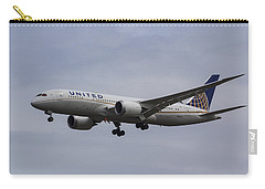 United Airlines Boeing 787 Carry-all Pouch