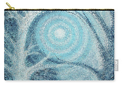 Carry-all Pouch featuring the painting Unity by Holly Carmichael