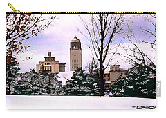 Carry-all Pouch featuring the photograph Unity Village by Steve Karol