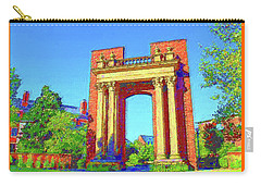 University Of Illinois  Carry-all Pouch