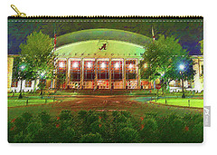 University Of Alabama Coleman Coliseum Carry-all Pouch