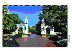 University Of Indiana Carry-all Pouch