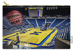 University Of Michigan Basketball Carry-all Pouch