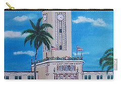 University Of Puerto Rico Tower Carry-all Pouch