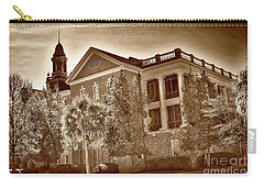 University Of South Carolina School Of Med And Va Hospital Carry-all Pouch