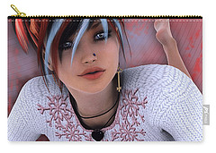 Unlock My Heart Carry-all Pouch