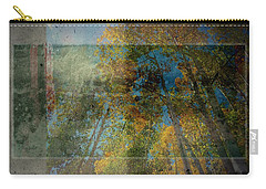 Carry-all Pouch featuring the photograph Unmanned by Mark Ross