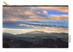 The Unmatched Beauty Of The Colorado Rockies Carry-all Pouch