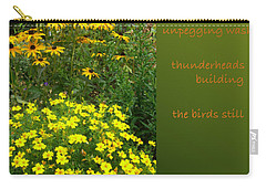 Unpegging Wash Haiga Carry-all Pouch