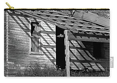 Carry-all Pouch featuring the photograph Unprotective Persistence by Christopher McKenzie