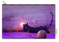 Unravelling Carry-all Pouch by Miki De Goodaboom