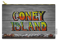 Coney Island Carry-All Pouches